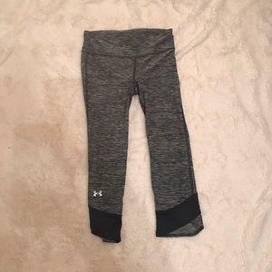 Underarmer cropped leggings
